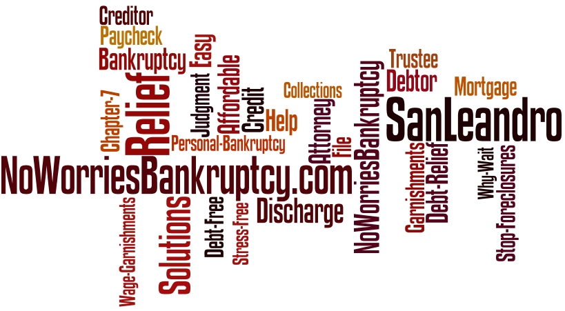 San Leandro Bankruptcy Attorney