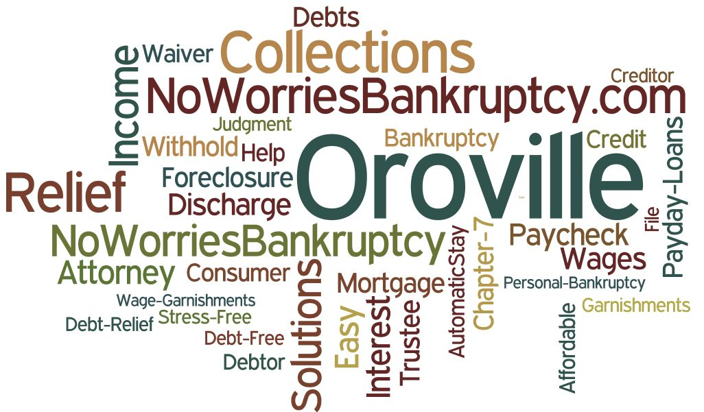 Oroville Bankruptcy Attorney