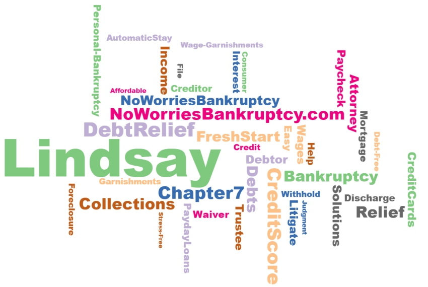 Lindsay bankruptcy attorney