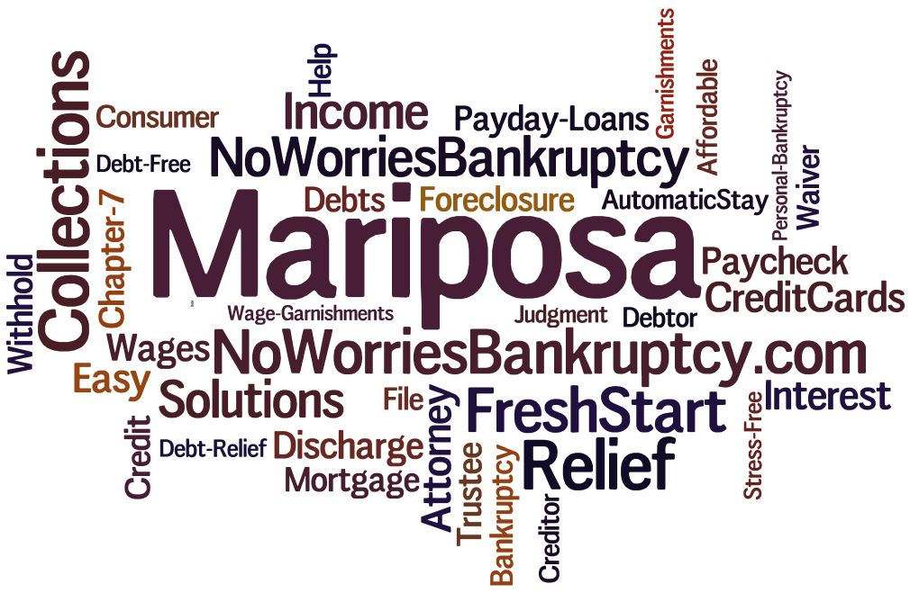 Mariposa Bankruptcy Attorney