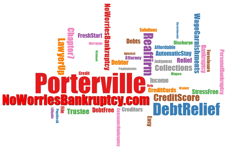 Porterville bankruptcy attorney