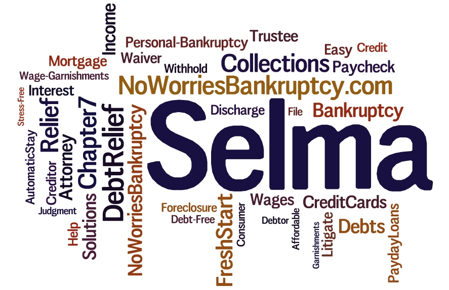 Debt relief lawyer in Selma CA