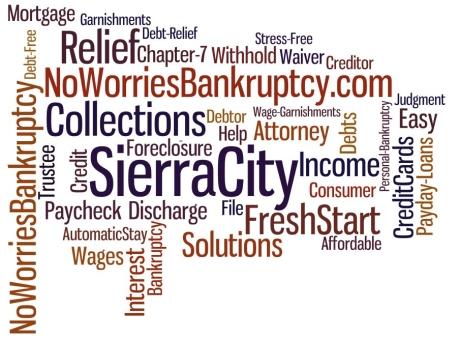 Sierra Bankruptcy attorney