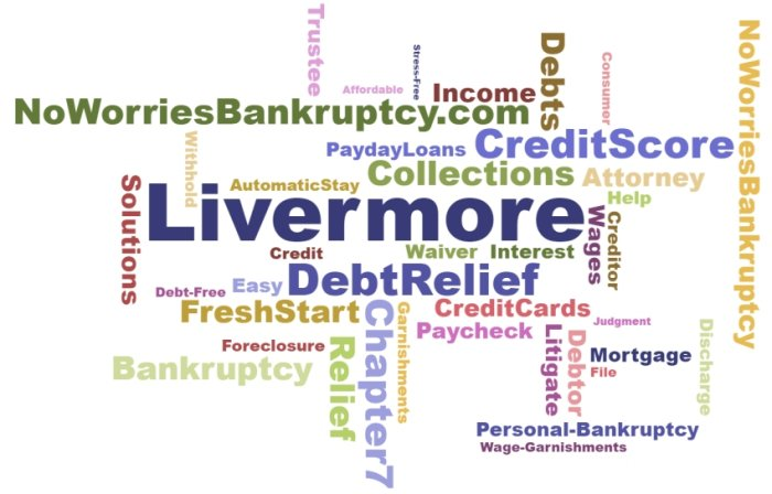 livermore wage garnishment lawyer