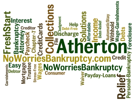 Atherton Bankruptcy Attorney 100 To Start Call Now Save