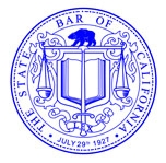 California Bar Association Seal
