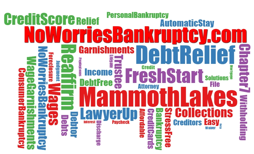 Mammoth Lakes Bankruptcy Attorney