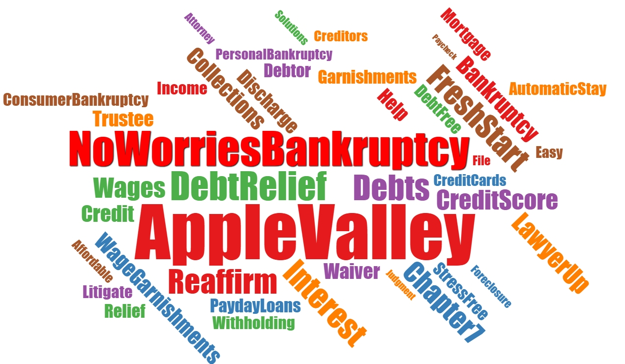 Apple Valley bankruptcy attorney