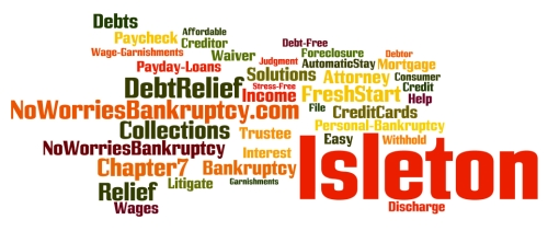 Isleton bankruptcy attorney