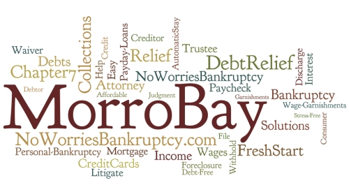 Morro Bay bankruptcy attorney