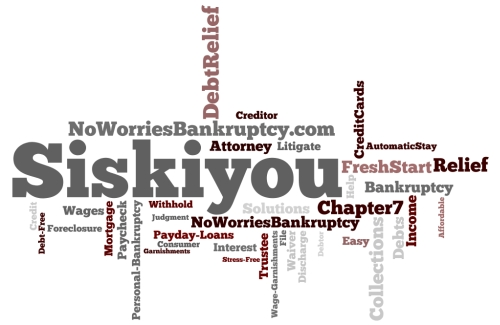 Siskiyou bankruptcy attorney