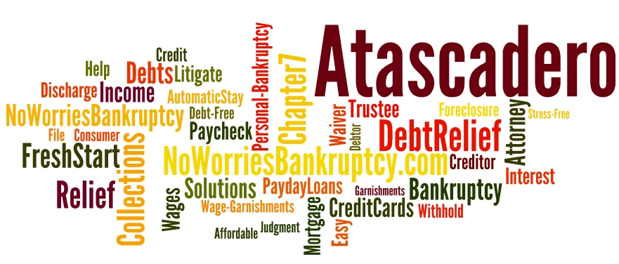 Atascadero debt relief lawyer