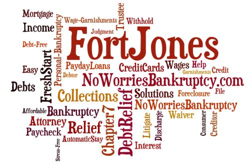 Fort Jones bankruptcy attorney