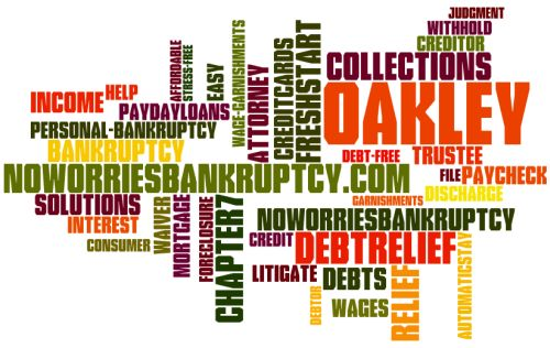 Oakley bankruptcy attorney