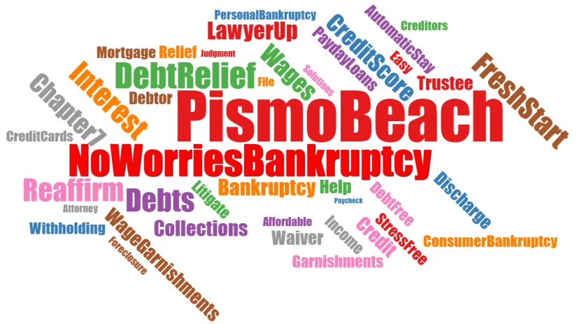 Pismo Beach bankruptcy attorney