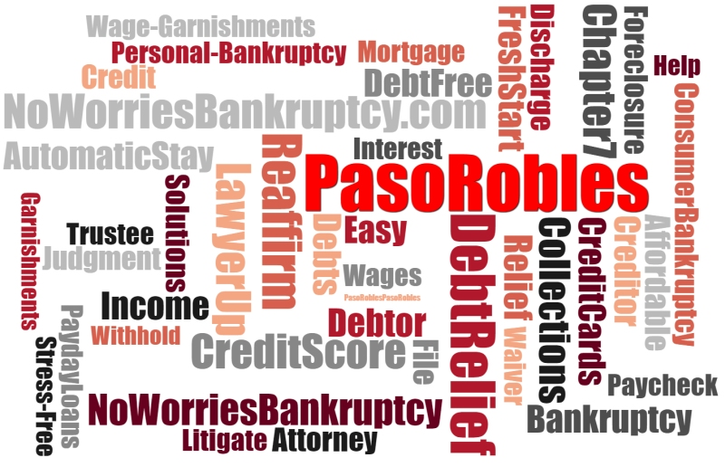 Paso Robles bankruptcy attorney