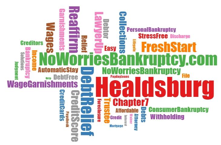 Healdsburg bankruptcy attorney
