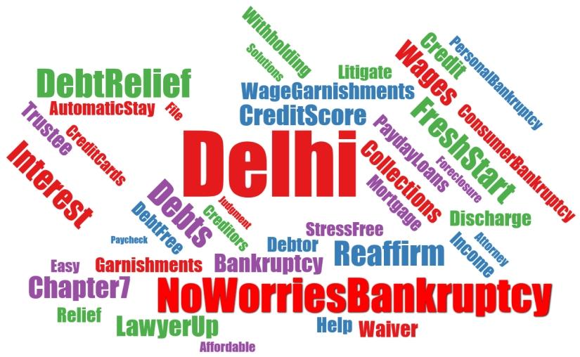 Delhi bankruptcy attorney