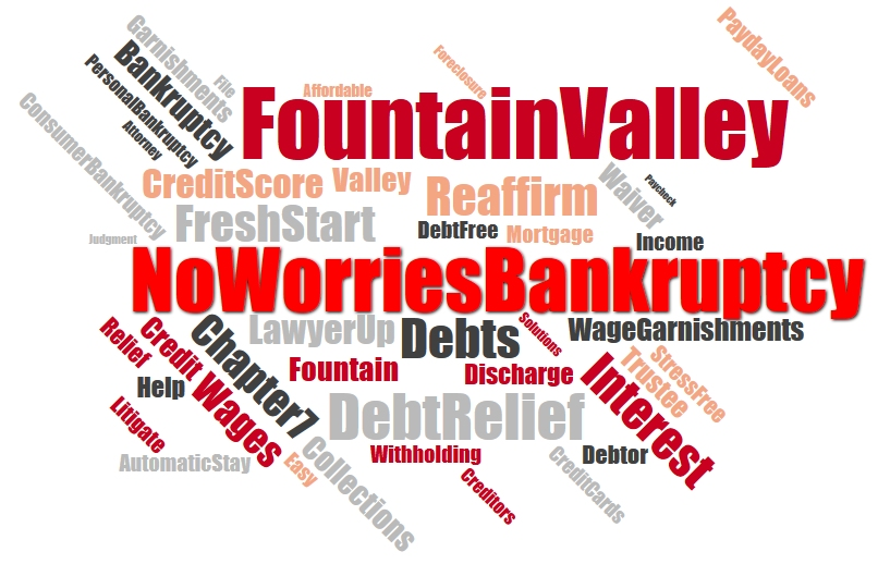 Fountain Valley bankruptcy attorney