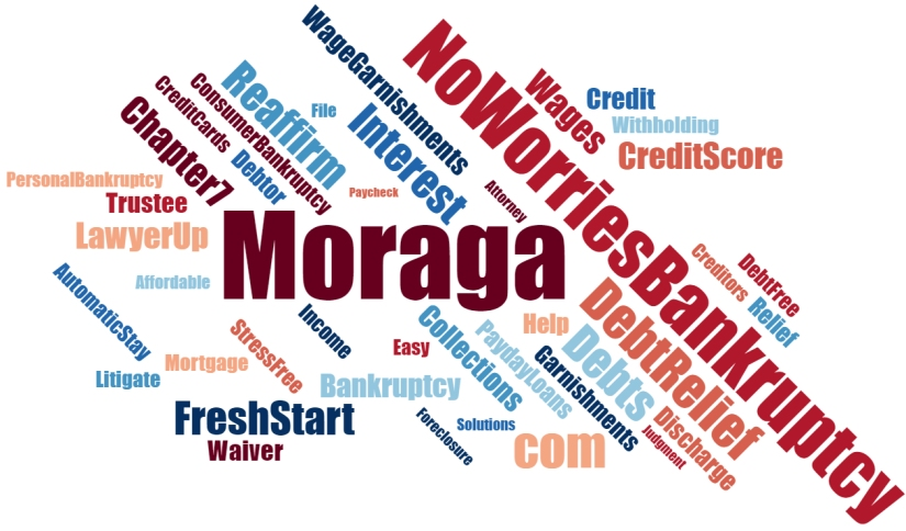 Moraga bankruptcy attorney