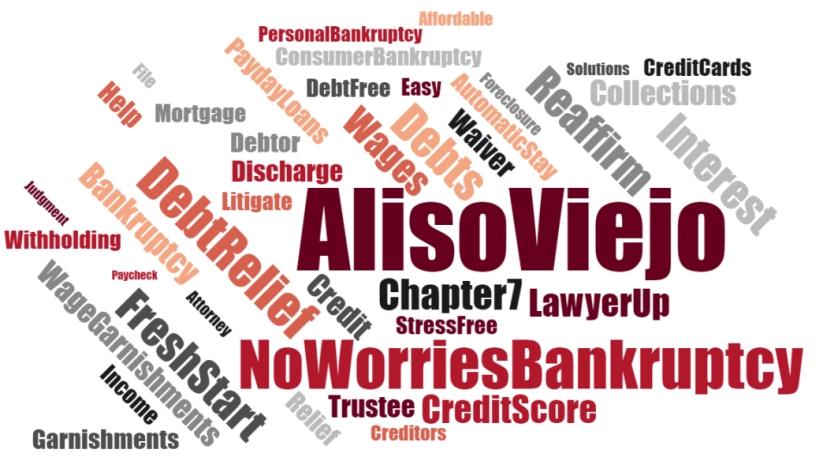Aliso Viejo bankruptcy attorney