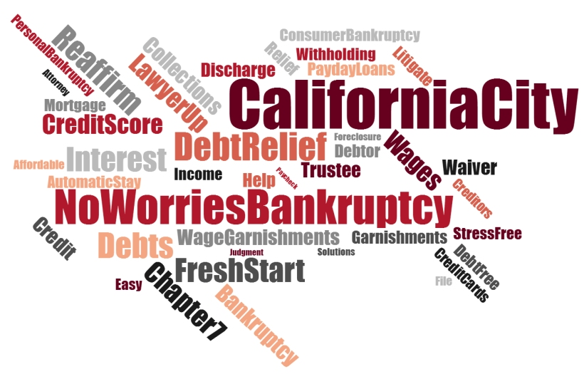 California City Bankruptcy Attorney