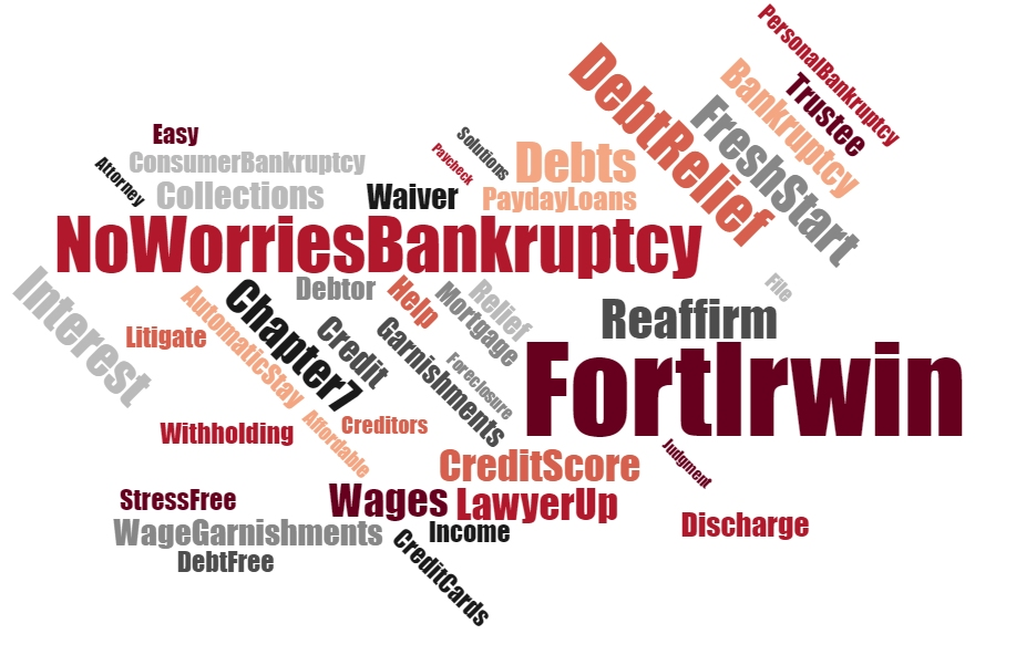 Ft Irwin bankruptcy attorney