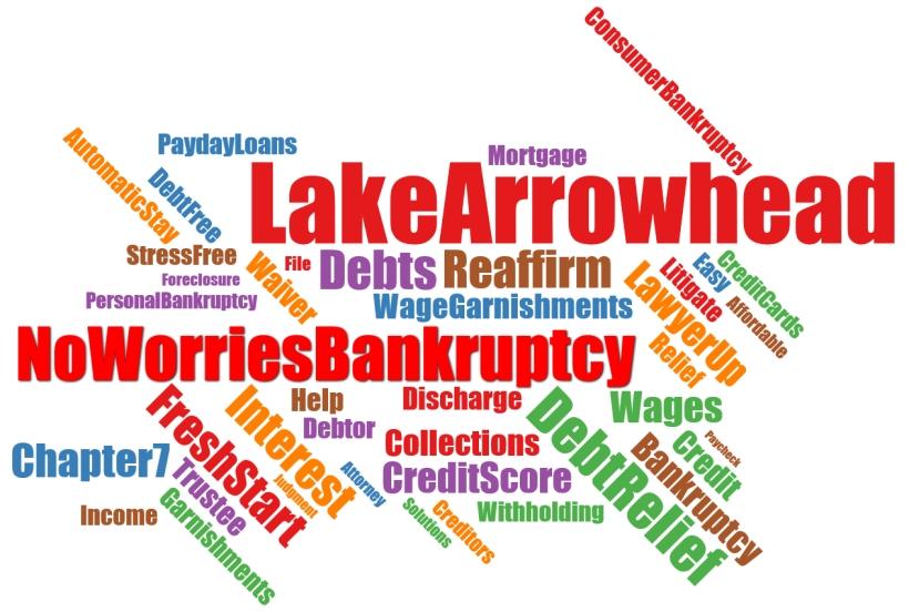 Lake Arrowhead bankruptcy attorney