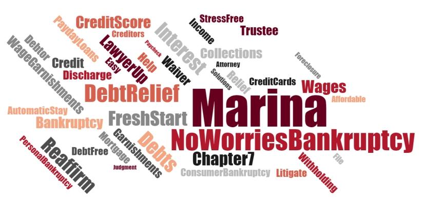 Marina CA Bankruptcy Attorney