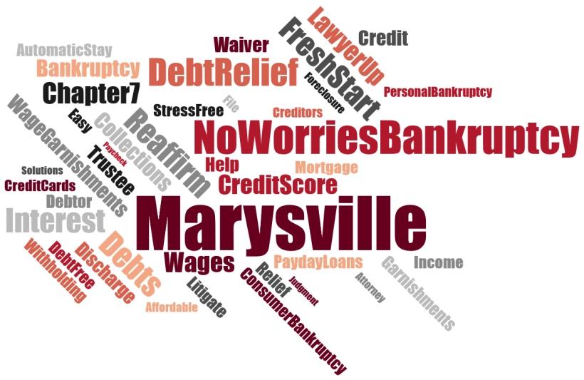 Marysville bankruptcy attorney