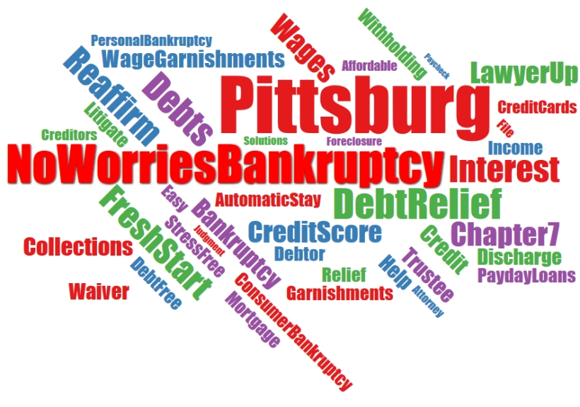 Pittsburg bankruptcy attorney near me