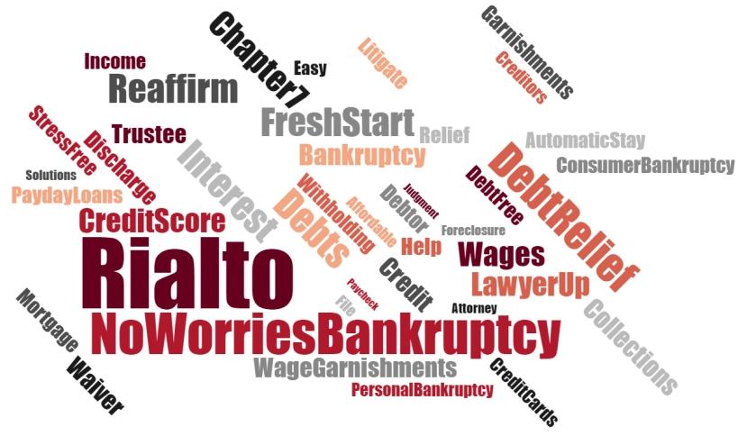 Rialto bankruptcy attorney WC