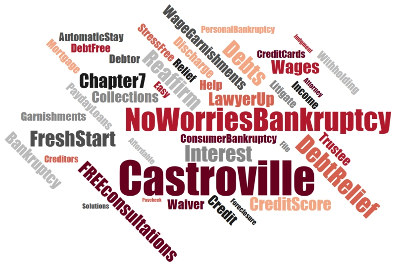 Castroville bankruptcy attorney