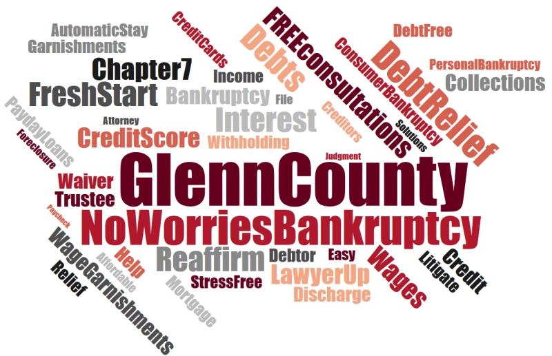 Glenn County Bankruptcy Attorney