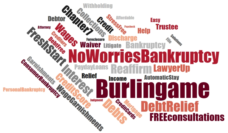 Burlingame bankruptcy attorney