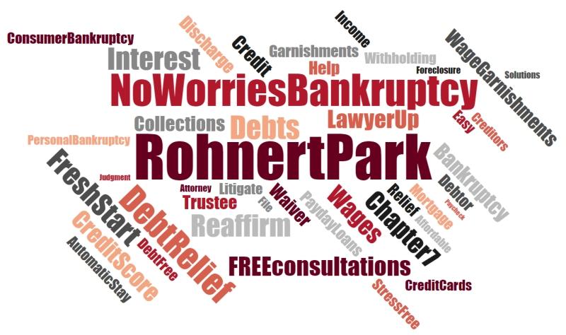 Rohnert Partk bankruptcy attorney