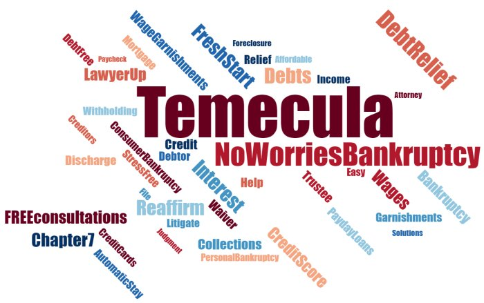 best bankruptcy lawyer in Temecula