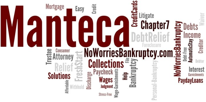 Cheap bankruptcy lawyer in Manteca