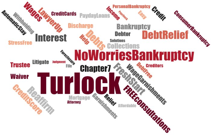 Affordable bankruptcy attorney in Turlock