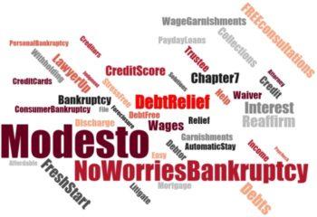 stop wage garnishments in Modesto