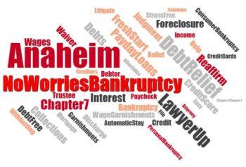 Anaheim bankruptcy attorney near me