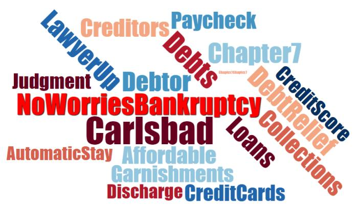 best Carlsbad lawyer for bankruptcy