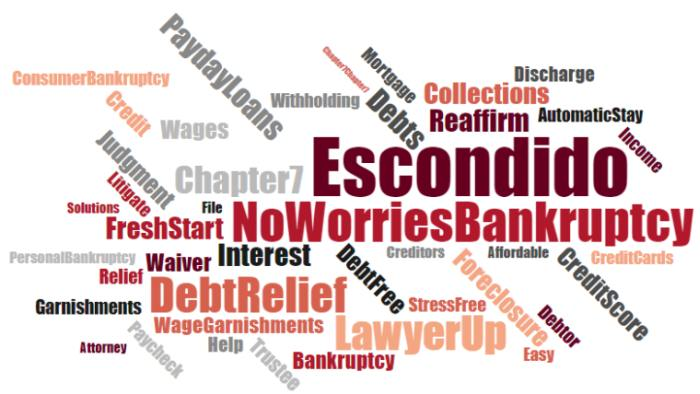 Best Escondido debt relief lawyer