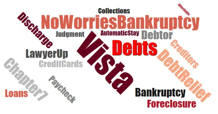 Best bankruptcy lawyer in Vista California