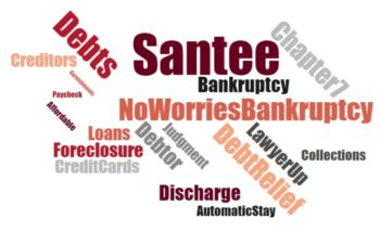 Chapter 7 bankruptcy lawyer in Santee California