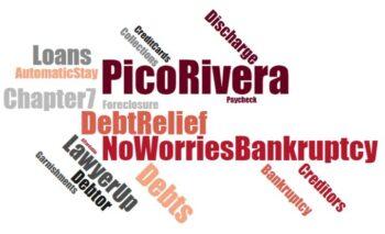 Pico Rivera bankruptcy attorney near me
