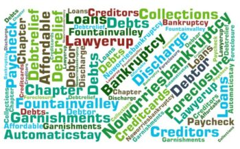 Chapter 7 bankruptcy in Fountain Valley